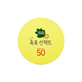 [슈퍼마트] 그린핑거 촉촉 선팩트 본품 16g