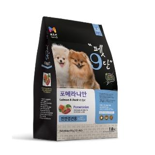 [티몬균일가] 목우촌 펫9단 포메라니안 1.8kg
