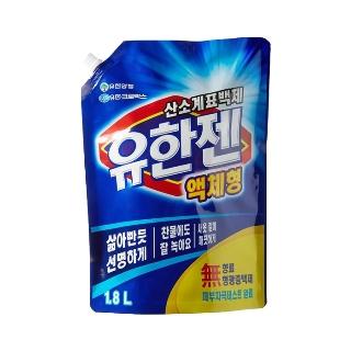 [슈퍼마트]유한젠 액체형 1.8L 리필
