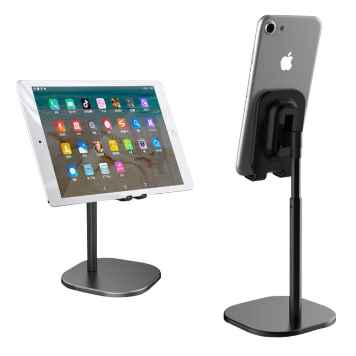 [라스트위크] 무료배송데이 1+1 스마트폰 스탠드 거치대 탁상용 스탠드 태블릿 겸용