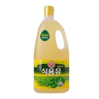 [슈퍼마트]오뚜기 식용유(콩기름) 1.8L