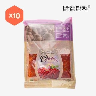 [슈퍼마트][대용량] 오징어젓 1kg * 10입