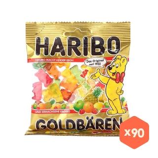 [대용량] 하리보 골드베렌 100g X 90개입