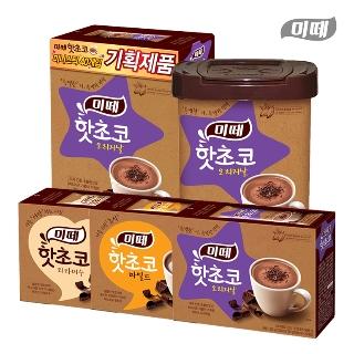 [티몬균일가] 미떼 핫초코 오리지날 40T×4개입 외 4종