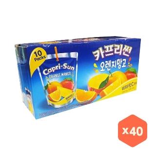 [대용량] 카프리썬 오렌지망고 200㎖  X 10개 X 8박스