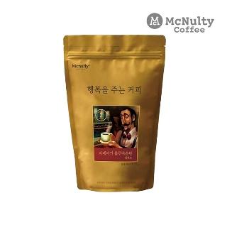 [대용량]맥널티 블루마운틴 분쇄 원두커피 1kg×5개입×1박스