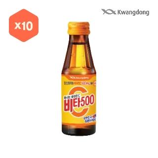 [슈퍼마트] 비타500 100ml*10개입