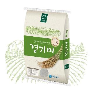 [슈퍼마트] 18년산 경기미 10kg