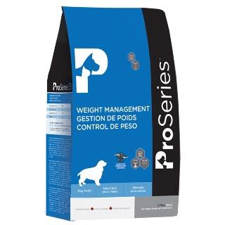 [슈퍼마트] 프로시리즈 전연령 체중관리용 강아지 사료. 치킨&피쉬 2.72kg