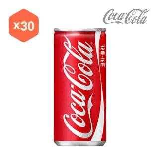 [슈퍼마트] 코카콜라 185ml X 30