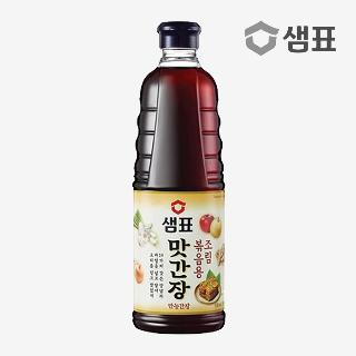 [슈퍼마트]샘표 맛간장 930ml