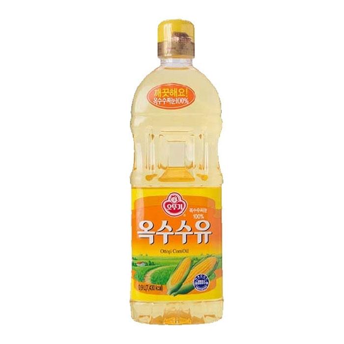 옥수수유 0.9L