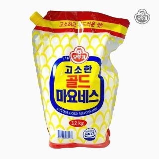 [슈퍼마트]오뚜기 마요네즈(스파우트) 3.2kg