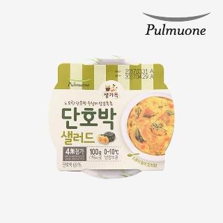 [슈퍼마트]올바른샐러드 단호박 100g