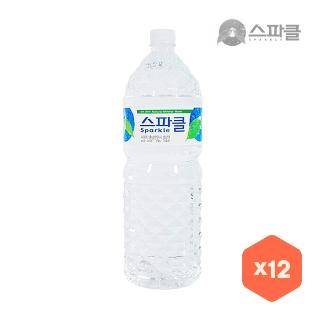 [슈퍼마트] 스파클 2L x 12병