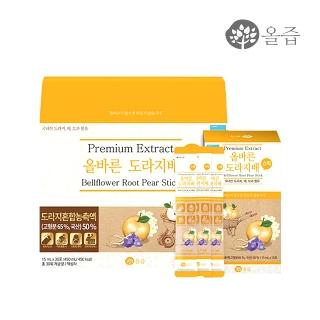 [슈퍼마트] 올즙 올바른 도라지배스틱 30포