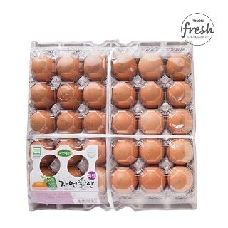 [슈퍼마트] 자연애찬 계란 (특란) 30구