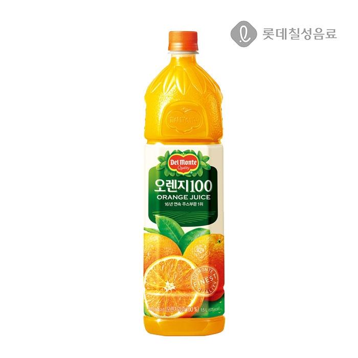 오리지널 오렌지100% 1.5L