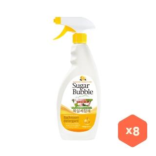 [티몬균일가] 슈가버블 레몬향 욕실세정제 분무 590g X8