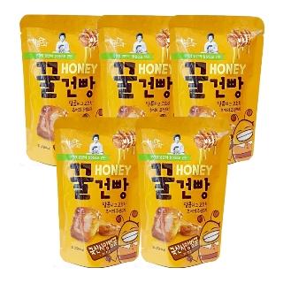 [특가위크] 간식타임 달콤하고 고소한 담양한과 꿀건빵 50g 1봉