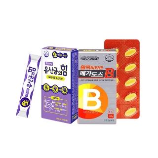 [티몬데이] 티몬균일가 고려은단 메가도스B 10정x10개입