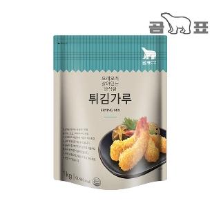 [슈퍼마트] 곰표 튀김가루 1kg